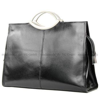 modamoda de - X03 -  ital Handtasche Business Elegant X03 – Bild 2