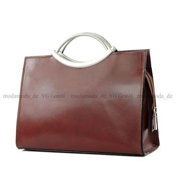 modamoda de - X03 -  ital Handtasche Business Elegant X03 – Bild 18
