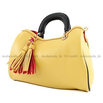 Lookat – Handtasche aus Lederimitat LK711 – Bild 6