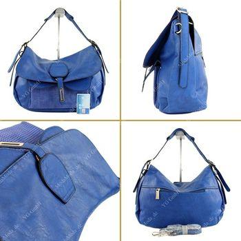 Lookat – Handtasche aus Lederimitat LK6066 – Bild 17