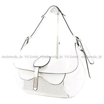 Lookat – Handtasche aus Lederimitat LK6066 – Bild 8