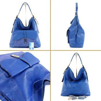 Lookat – Handtasche aus Lederimitat LK6069 – Bild 5