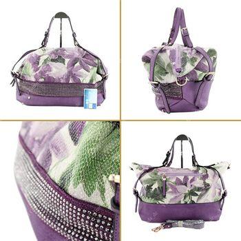 Lookat – Handtasche aus Lederimitat TOP1 – Bild 7