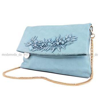 Lookat – Handtasche aus Lederimitat LK138101 – Bild 4