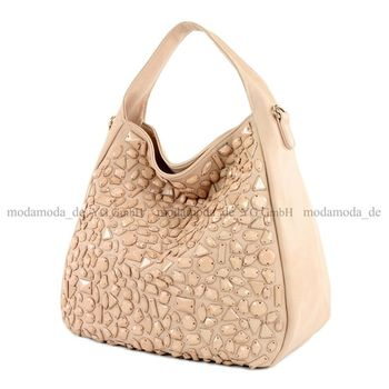 Lookat – Handtasche aus Lederimitat LK138108 – Bild 6