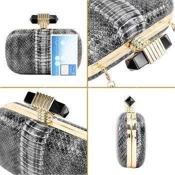 Lookat – Abendtasche klein und Elegant AT01 – Bild 11