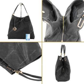 Lookat – Handtasche aus Lederimitat LK9923 – Bild 13