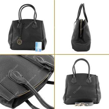 Lookat – Handtasche aus Lederimitat LK9927 – Bild 11