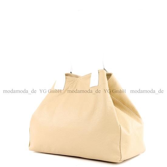 a54f0992563f0 Tasche Damentasche Ledertasche Handtasche Schultertasche ECHT LEDER T60  Damentaschen ital