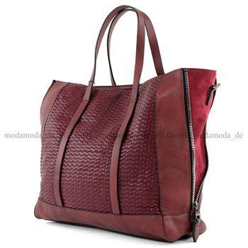 Lookat Handtasche aus Kunstleder LK047 – Bild 2