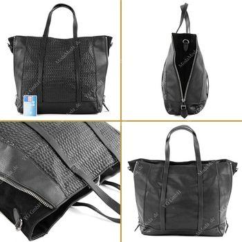 Lookat Handtasche aus Kunstleder LK047 – Bild 9