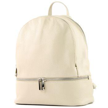 modamoda de - ital Damen Rucksacktasche aus Leder T137-Leder – Bild 10