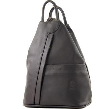 modamoda de - T180 - ital Damen Rucksack Tasche Nappaleder  – Bild 10