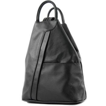 modamoda de - T180 - ital Damen Rucksack Tasche Nappaleder  – Bild 21