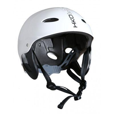 Buckaroo Helm mit Ohrenbügel