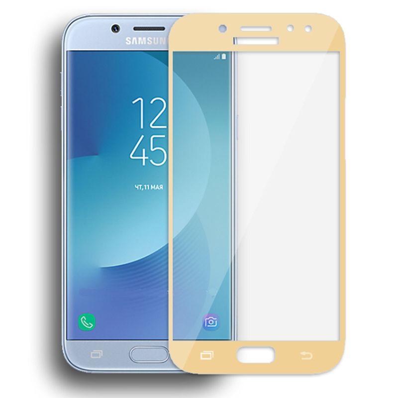 Tempered glas 3D / Burst screen safety glas 9H for Samsung Galaxy J5 (J530) 2017 – Bild 2