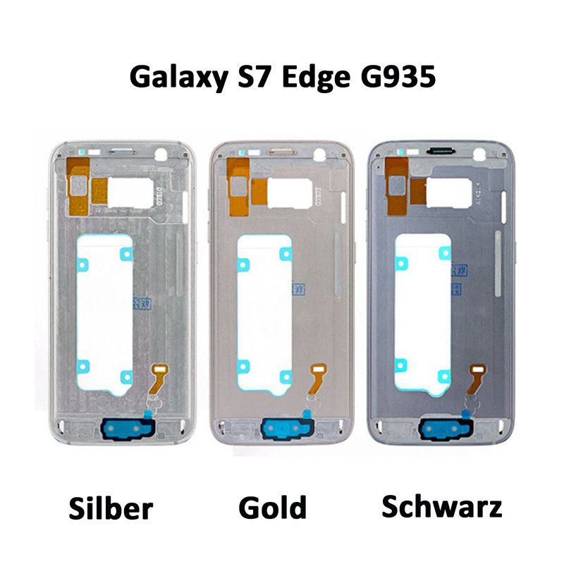 Middle frame for Samsung Galaxy S7 Edge G935 – Bild 1