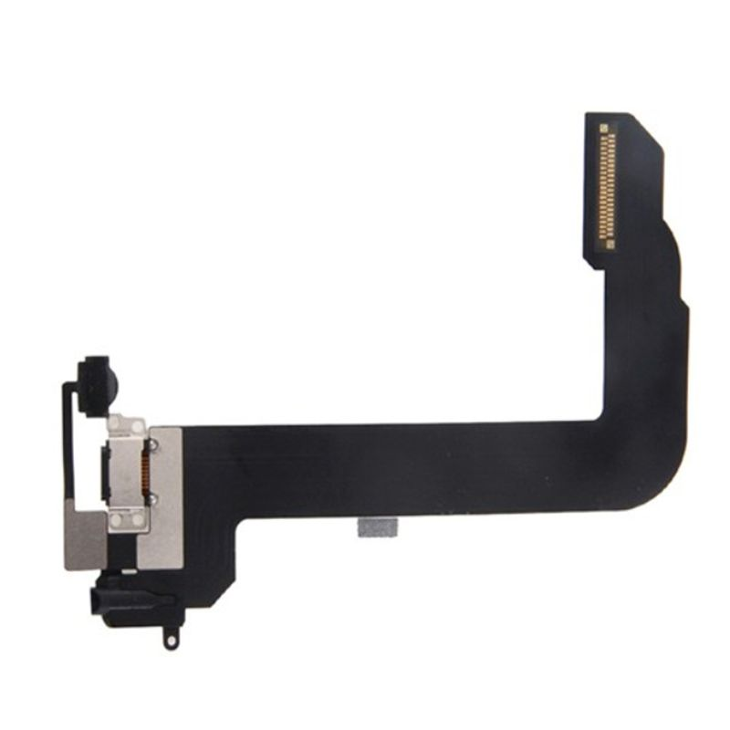 Docking Port / Charging Port Flex Cable with headphone jack for iPod Touch 6G – Bild 2