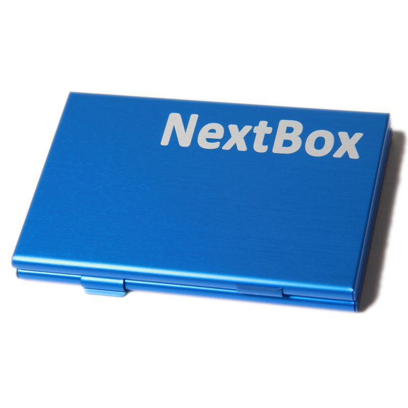 NEXTBOX SD-Card box for 6 SD Cards e.g. Spectrum NEXT – Bild 1