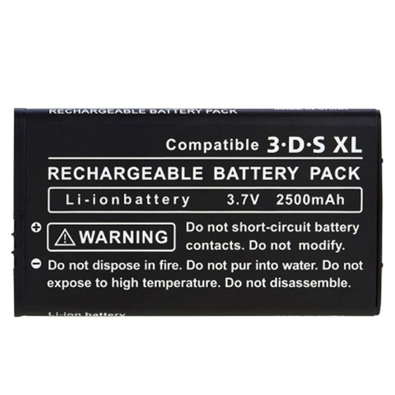 Battery suitable for Nintendo 3DS XL and NEW 3DS XL, 2000 mAh with screwdriver, compatible SPR-003 – Bild 4