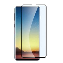 Tempered glass 3D/screen protector 3D/Burst screen safety glas 9H suitable for Samsung Galaxy S10+ 001