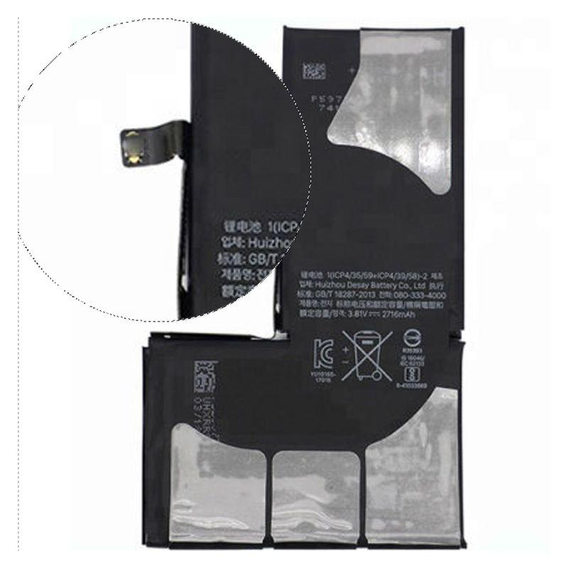 Premium battery suitable for iPhone X – Bild 3