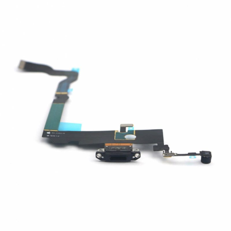 Docking port with Headphone Jack and Flexkabel suitable for iPhone XS max – Bild 6