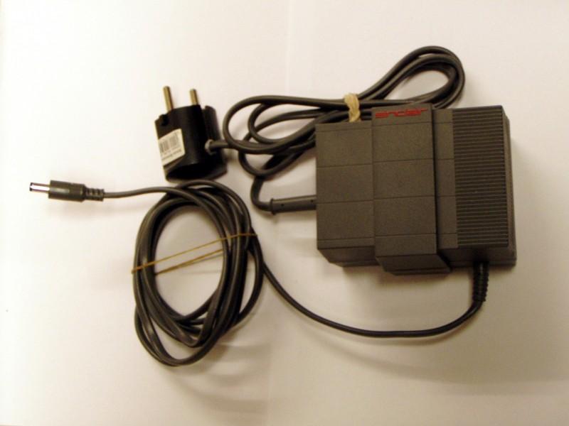 Sinclair ZX Spectrum +2 (grey) Power supply