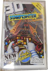 Sinclair ZX Spectrum 3D Starfighter 001