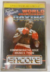 Frank Bruno's World Championship Boxing 001