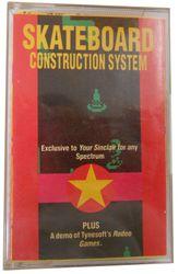 Sinclair ZX Spectrum Skateboard Construction System 001