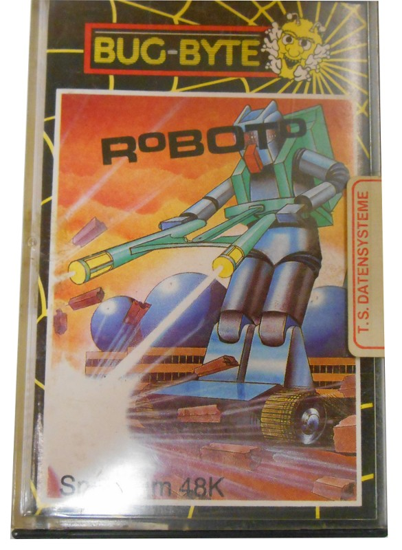 Sinclair ZX Spectrum Roboto