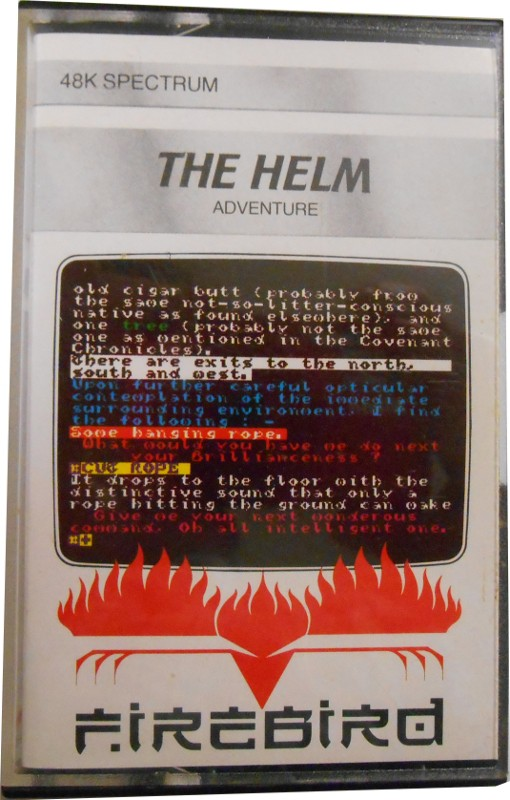 Sinclair ZX Spectrum The Helm