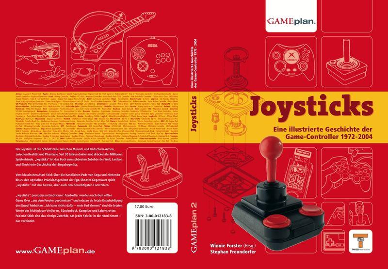 Game 2 Joysticks