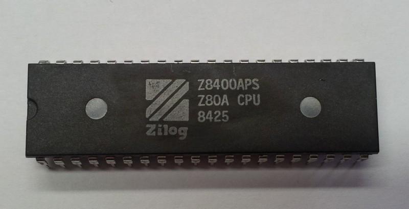 Z80 A Prozessor