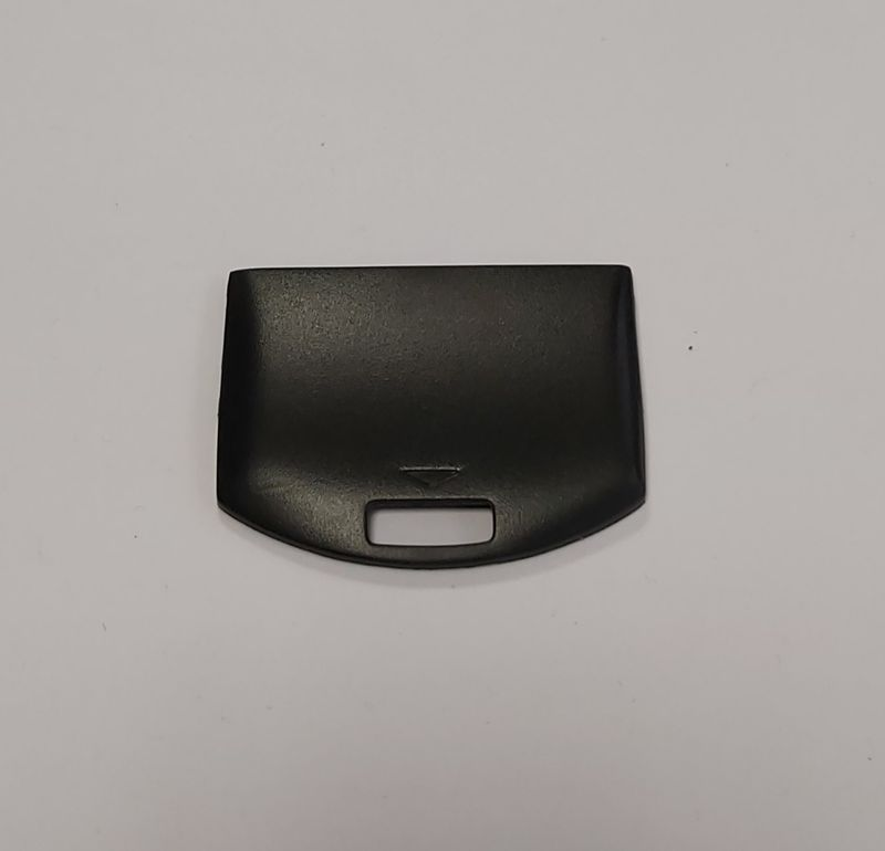 Battery cover for Sony PSP 1000 in Black