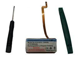 Battery for iPod Video 60-80GB/iPod Classic 160GB,  850 mAh 001