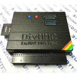 DivMMC Enjoy! Pro One Interface ZX Spectrum SD Interface with SD-Card 001