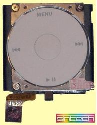 Clickwheel with components for iPod Mini 1G  001