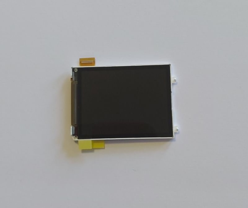 LCD screen display for Apple iPod Nano (3rd Gen / 3G)