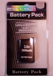 Battery Pack 3600 mAh for PSP 001