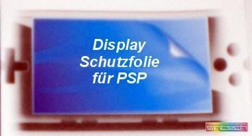 LCD screen protector for PSP