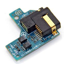 Headphone Connector with board for PSP Slim 001