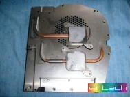 internal cooling unit for 40GB PS3 001