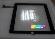 Digitizer Touch pad with Front panel Glass Cover for iPad 001