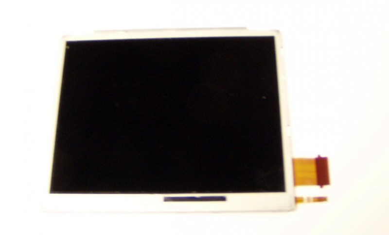 LCD replacement bottom for NDSi XL