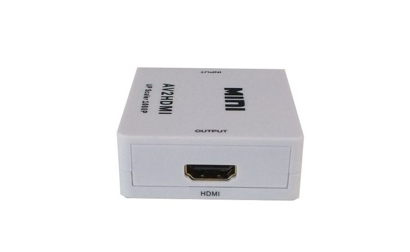 Mini AV Composite to HDMI Converter – Bild 3
