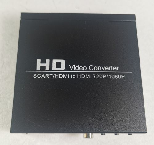 Scart to HDMI Converter Scaler 1080p – Bild 1