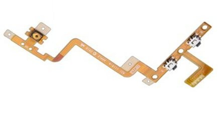 Power Volume Button Flex Cable for iPod Touch 4G