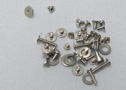Set of screws for iPhone 4 001